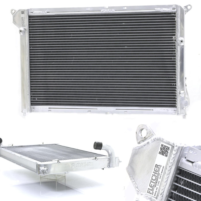 MINI COOPER S R53 40mm ALLOY RADIATOR / FM-R318