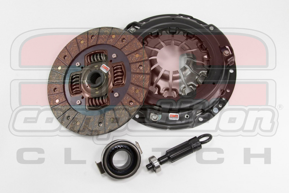 COMPETITION CLUTCH  EVO 10 STAGE 2 - KEVLAR  (5 SPEED) / CCI-5153-2100