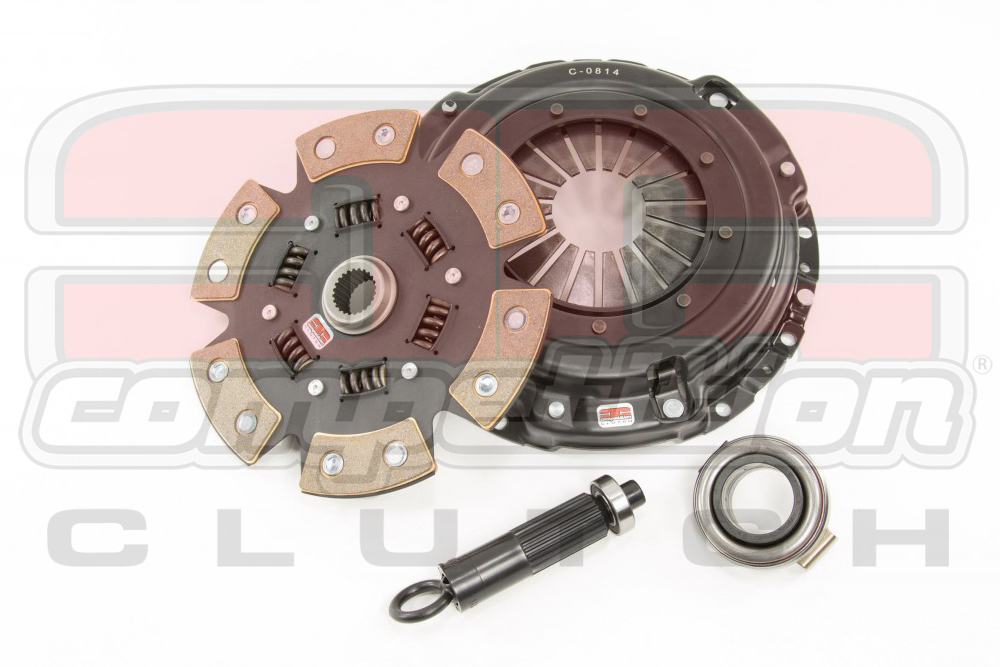 COMPETITION CLUTCH  EVO 10 STAGE 4 - CERAMIC (5 SPEED) / CCI-5153-1620